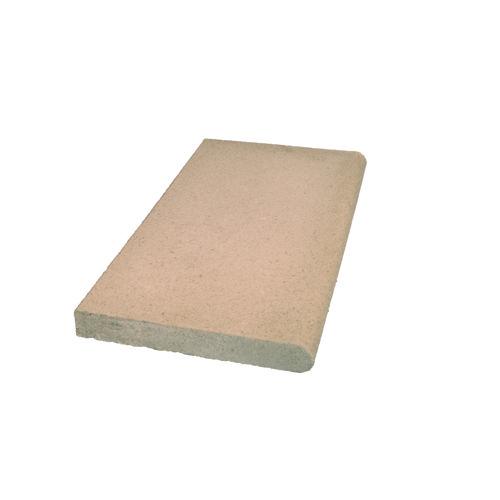 Poolumrandung ohne Schwallkante  Beton