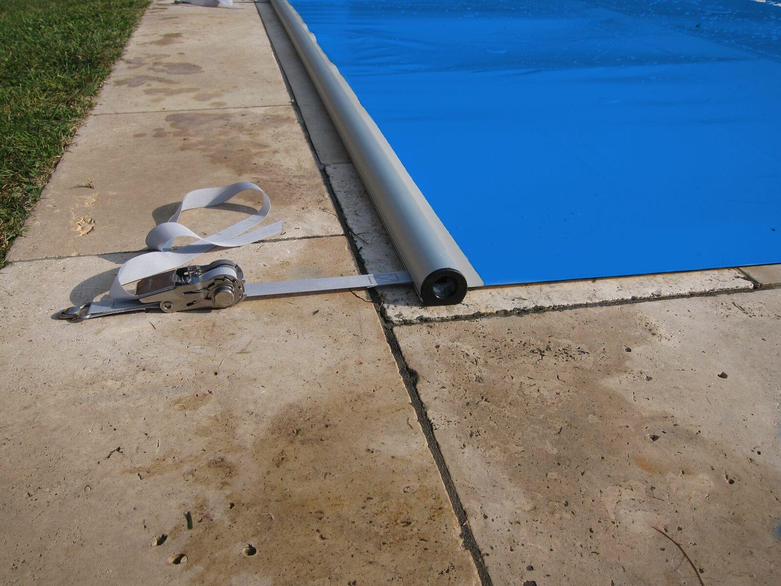 Pool Rollschutzabdeckung